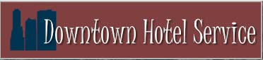 Downtown Hotel Service Book Hotels Canada, USA